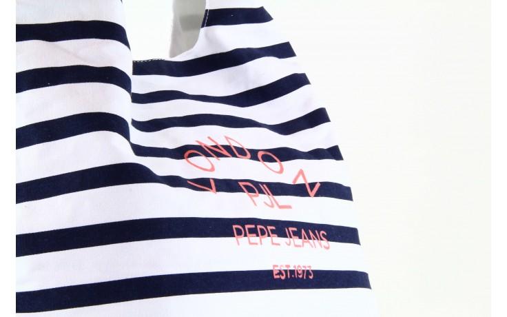 Pepe jeans torebka dorian bag navy  - pepe jeans  - nasze marki 4