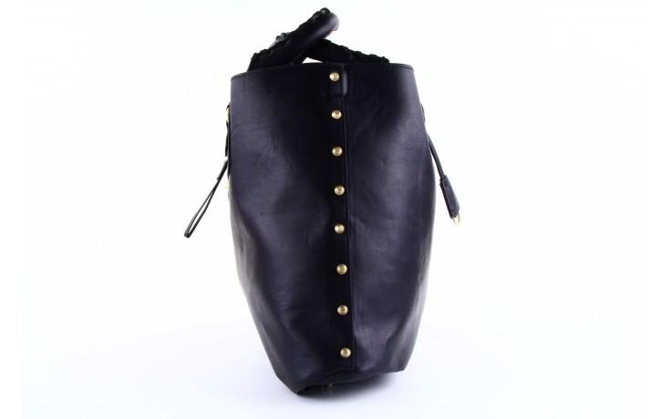 Pepe jeans torebka franchon black  - pepe jeans  - nasze marki 2