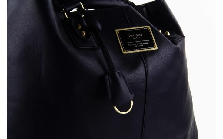 Pepe jeans torebka franchon black  - pepe jeans  - nasze marki 5