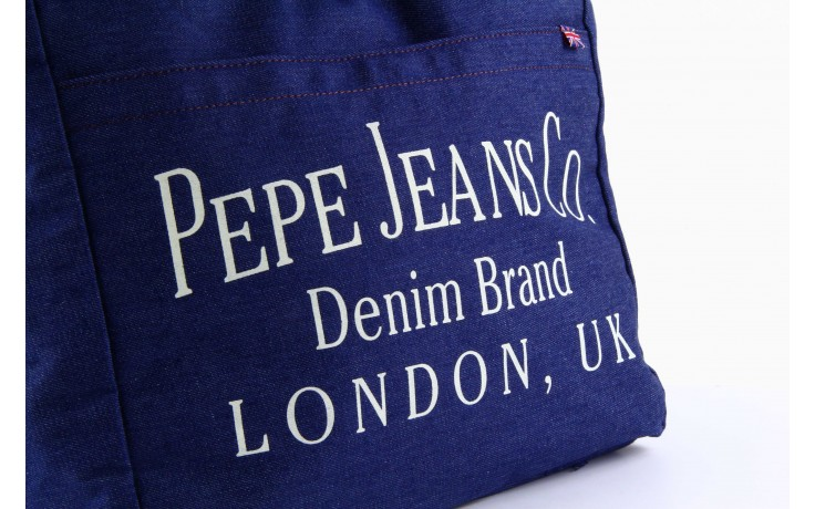Pepe jeans torebka gourdon bag denim  - pepe jeans  - nasze marki 1