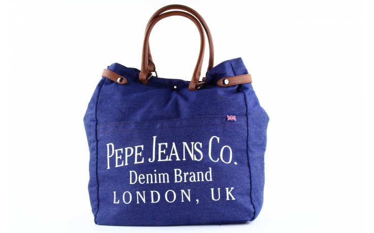 Pepe jeans torebka gourdon bag denim  - pepe jeans  - nasze marki 2