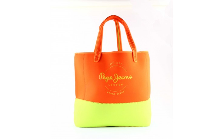 Pepe jeans torebka newneo bag fresh orange  - pepe jeans  - nasze marki 1