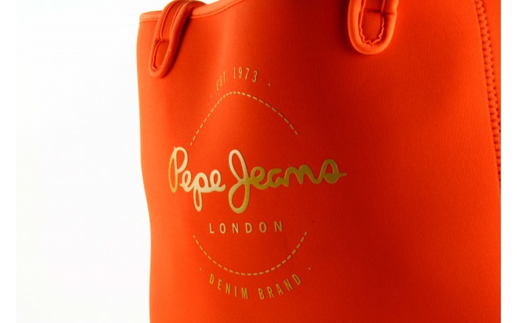 Pepe jeans torebka newneo bag fresh orange  - pepe jeans  - nasze marki 4