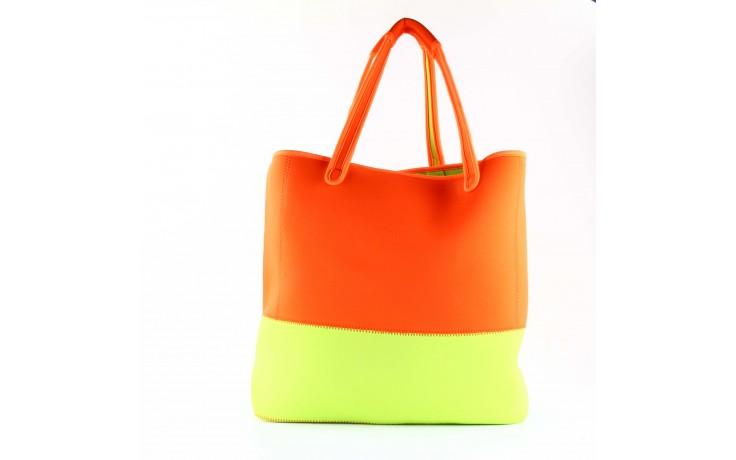 Pepe jeans torebka newneo bag fresh orange  - pepe jeans  - nasze marki 3