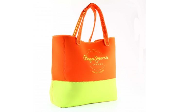 Pepe jeans torebka newneo bag fresh orange  - pepe jeans  - nasze marki 2