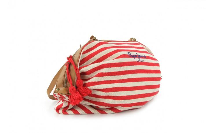 Pepe jeans torebka pl030562 red - pepe jeans  - nasze marki 1