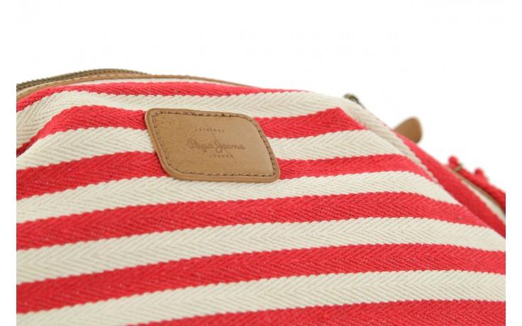 Pepe jeans torebka pl030562 red - pepe jeans  - nasze marki 5