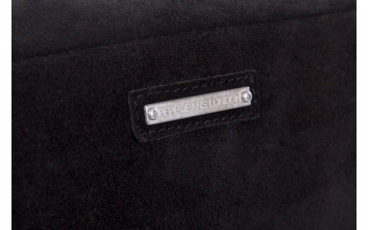 Pepe jeans torebka pl030637 bell bag black - pepe jeans  - nasze marki 4