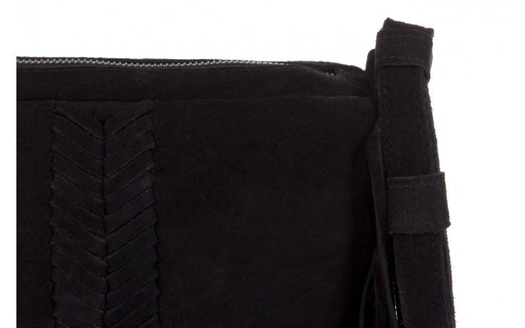 Pepe jeans torebka pl030637 bell bag black - pepe jeans  - nasze marki 3