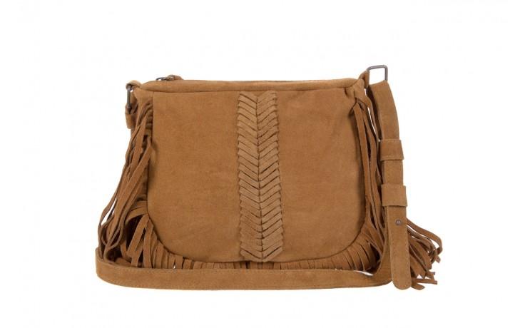 Pepe jeans torebka pl030637 bell bag tan - pepe jeans  - nasze marki 2