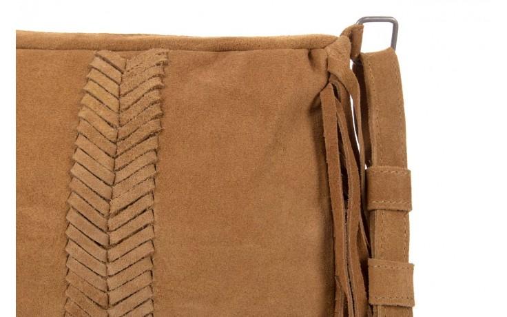 Pepe jeans torebka pl030637 bell bag tan - pepe jeans  - nasze marki 3