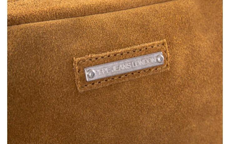 Pepe jeans torebka pl030637 bell bag tan - pepe jeans  - nasze marki 4
