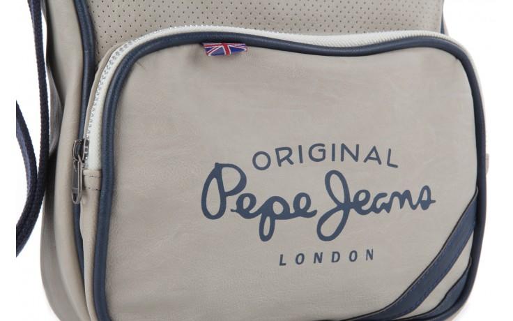 Pepe jeans torebka pm030331 grey - pepe jeans  - nasze marki 4