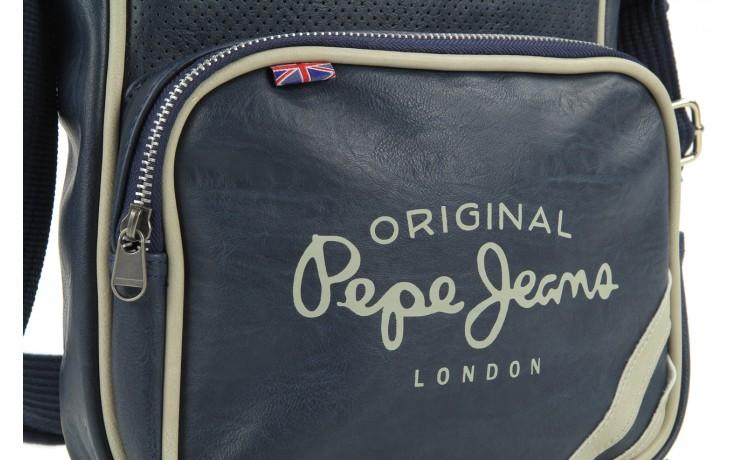 Pepe jeans torebka pm030331 navy - pepe jeans  - nasze marki 4