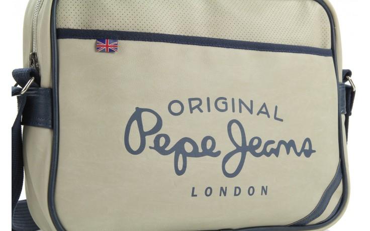 Pepe jeans torebka pm030332 grey - pepe jeans  - nasze marki 4