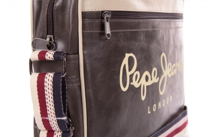 Pepe jeans torebka pm030400 everet bag grey - pepe jeans  - nasze marki 4