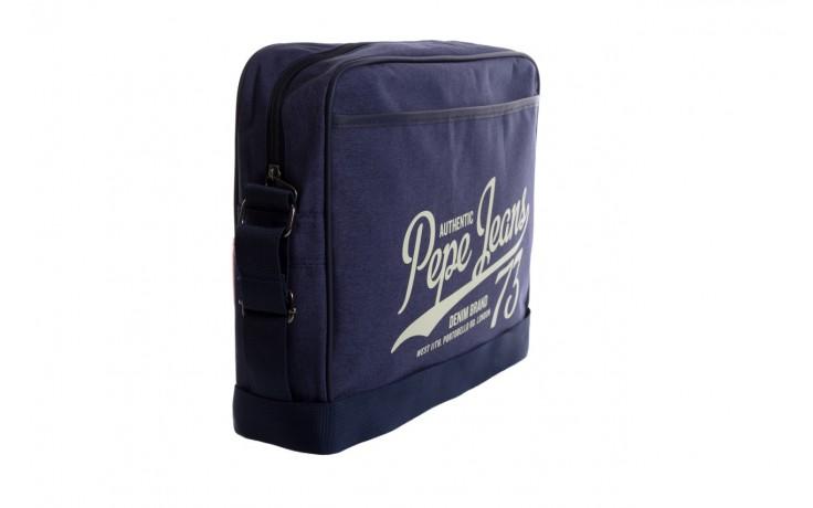Pepe jeans torebka pm030402 graves bag blue - pepe jeans  - nasze marki 1