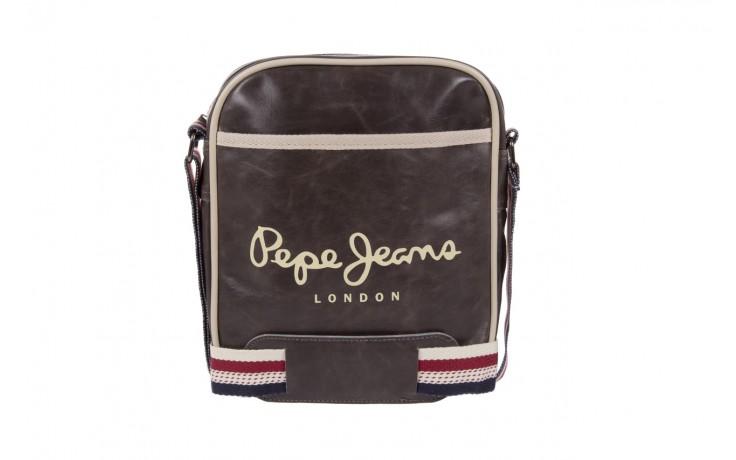 Pepe jeans torebka pm030404 hunt bag grey - pepe jeans  - nasze marki