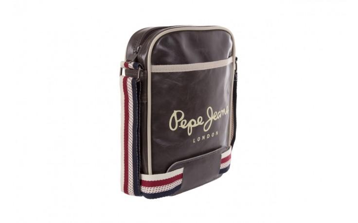 Pepe jeans torebka pm030404 hunt bag grey - pepe jeans  - nasze marki 1