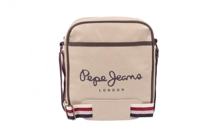 Pepe jeans torebka pm030404 hunt bag off white - pepe jeans  - nasze marki