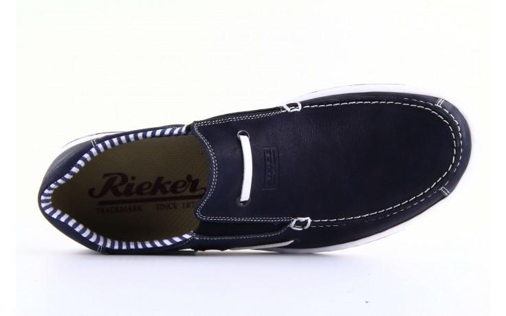 Rieker 19061-15 blue - nasze marki 3