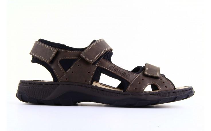 Rieker 26062-25 brown kombi - nasze marki 2