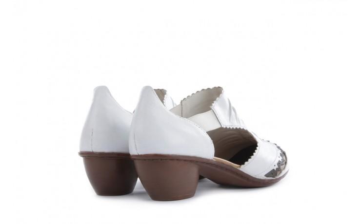 Rieker 43783-81 white 3