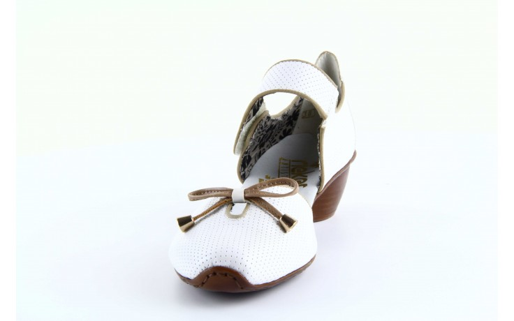 Rieker 43793-80 white