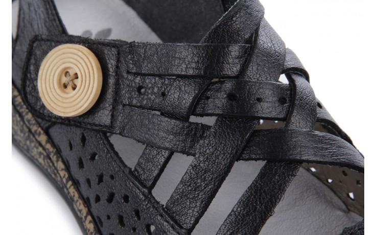 Rieker 46319-01 black 5