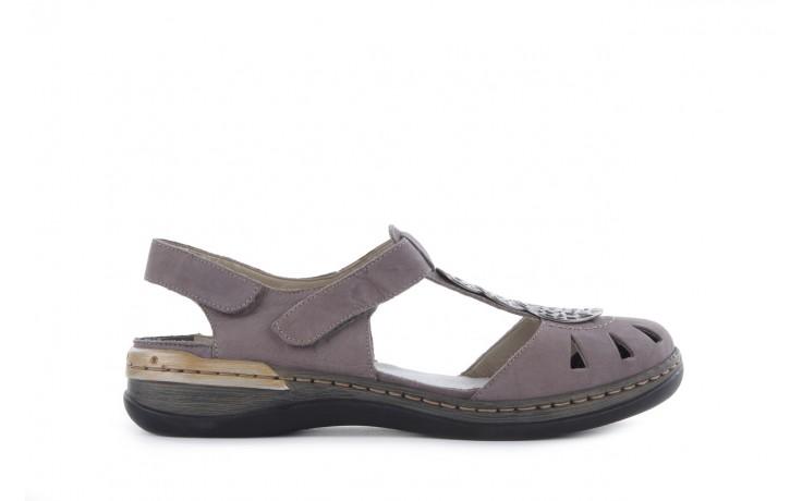 Rieker 54056-40 grey