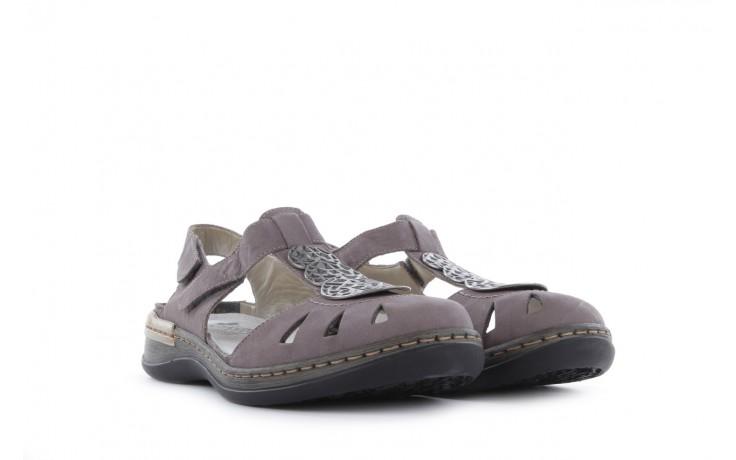 Rieker 54056-40 grey 1