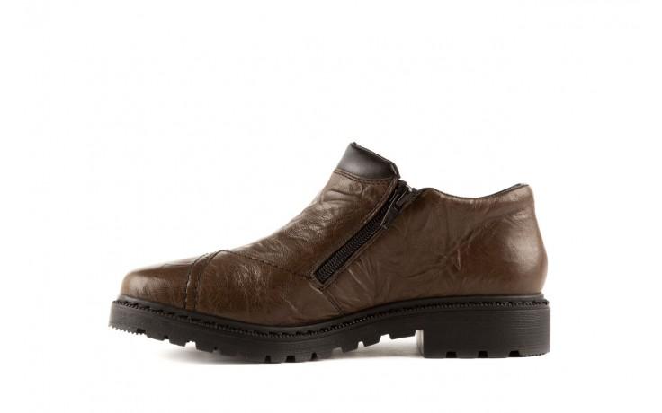 Rieker 56382-25 brown combination 2