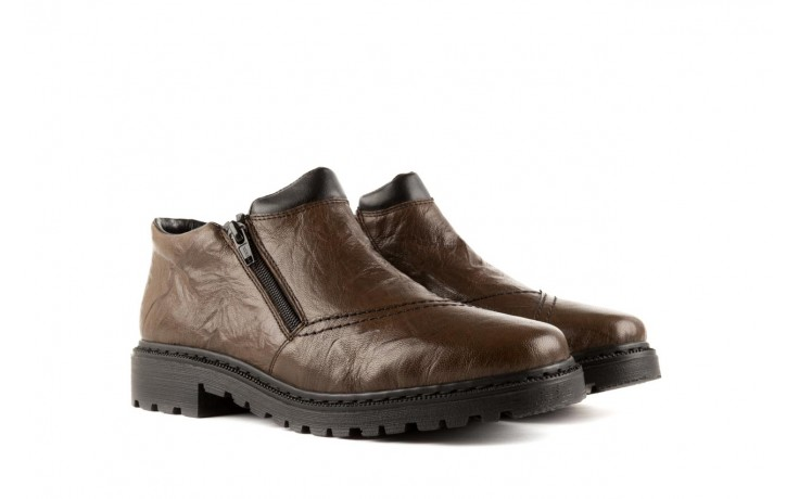 Rieker 56382-25 brown combination 1