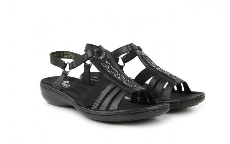 Rieker 60808-01 black 1