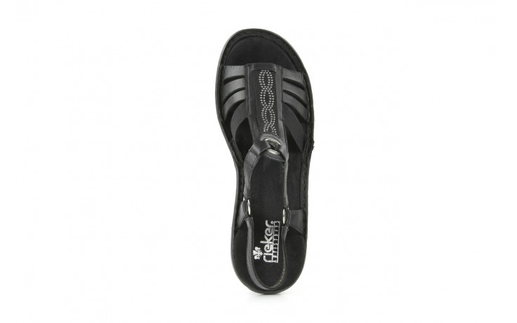 Rieker 60808-01 black 3