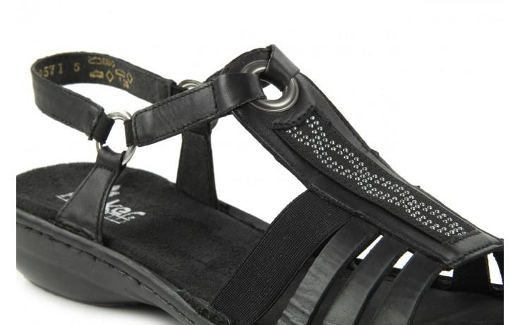 Rieker 60808-01 black 5