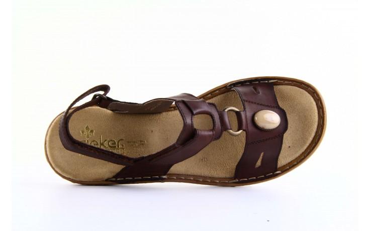 Rieker 60874-26 brown - nasze marki 4