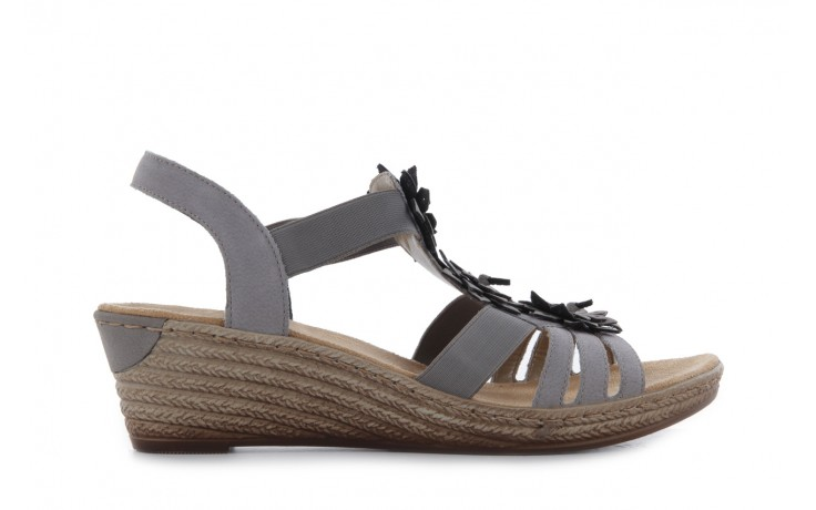 Rieker 62461-43 grey