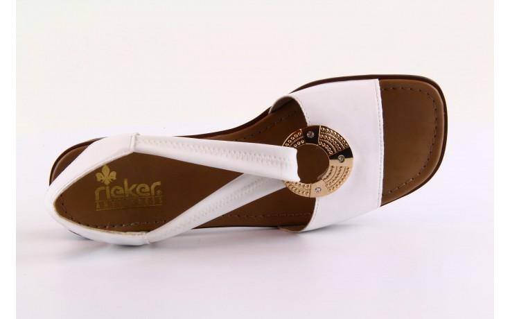 Rieker 62661-80 white 3