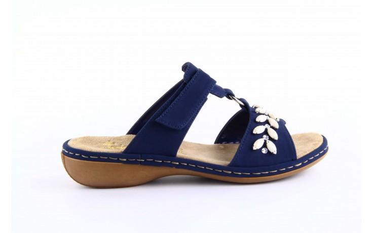 Rieker 65981-14 blue 3