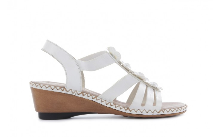 Rieker 66170-80 white