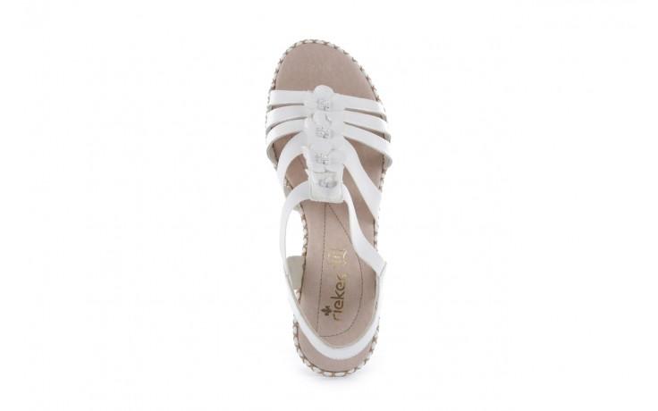 Rieker 66170-80 white 4