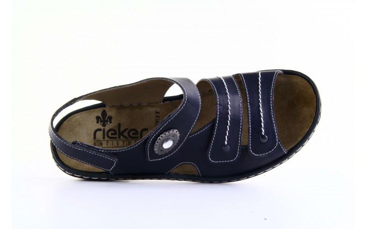 Rieker 67154-14 blue 5