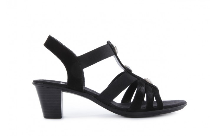 Rieker 68659-01 black