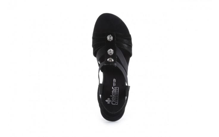 Rieker 68659-01 black 4