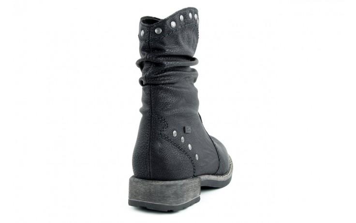 Rieker 74682-01 black 2