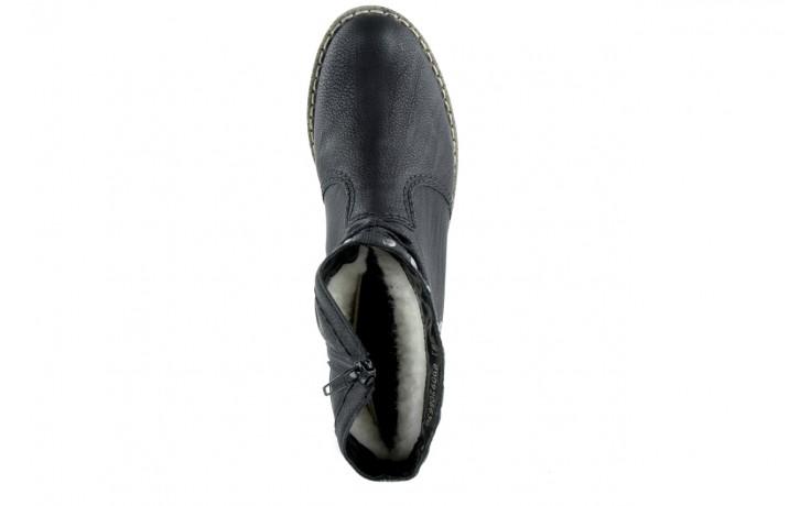 Rieker 74682-01 black