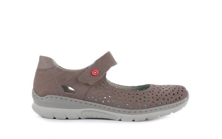 Rieker l3255-44 grey