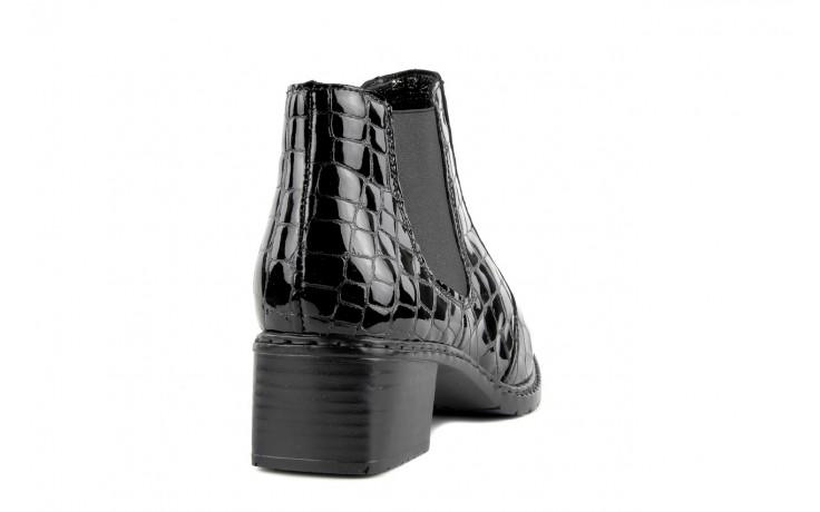 Rieker l3490-00 black - nasze marki 1