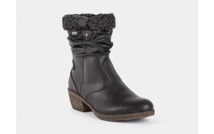 Rieker 93790-00 black comb 3
